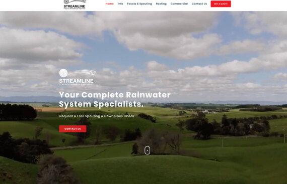 streamline website photo and video