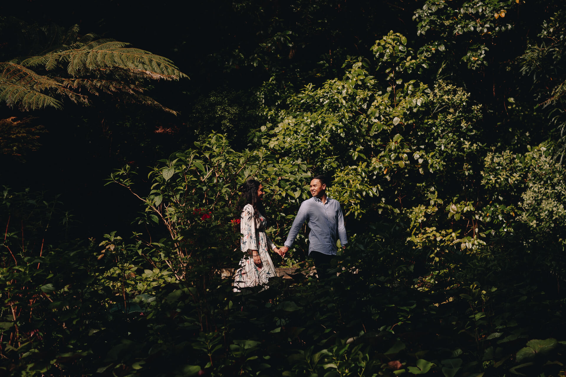 Wellington Engagement Shoot