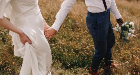 Caccia Birch Wedding Photos